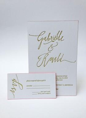 Letterpress-huwelijkskaart-goud-calligrafie-sierlijk2